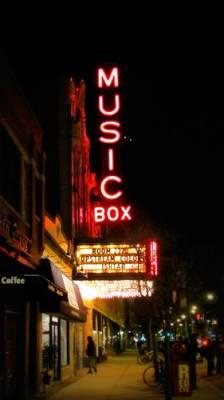 Music Box Theater, Chicago, IL