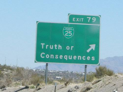 Truth or Consequences, NM